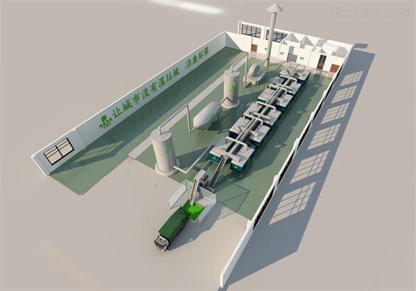 10吨到30吨厨余垃圾处理设备功能介绍