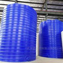 武汉30吨塑料水箱PE桶储水罐水塔