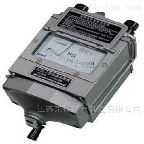 三级承装修试设备-指针式高压兆欧表