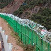水库沿线隔离护栏 水源地保护区围圈护栏