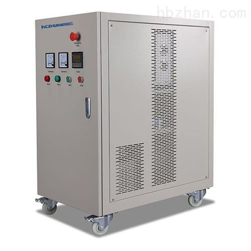 大型氧气源臭氧发生器