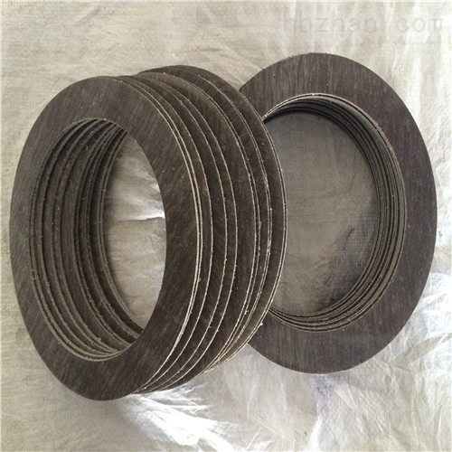 DN50橡胶石棉法兰垫规格表