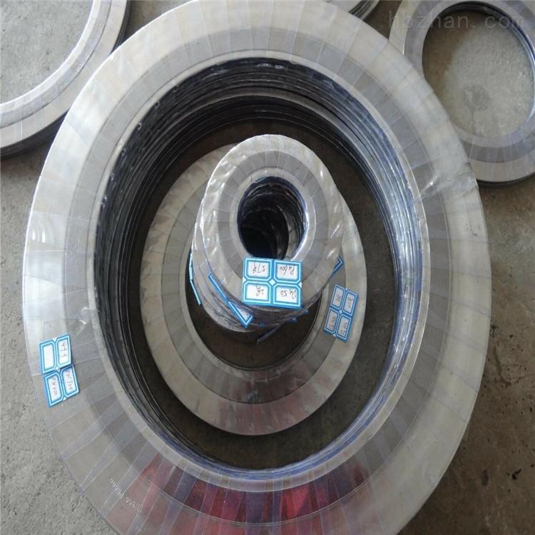 高温高压金属缠绕垫片型号规格表