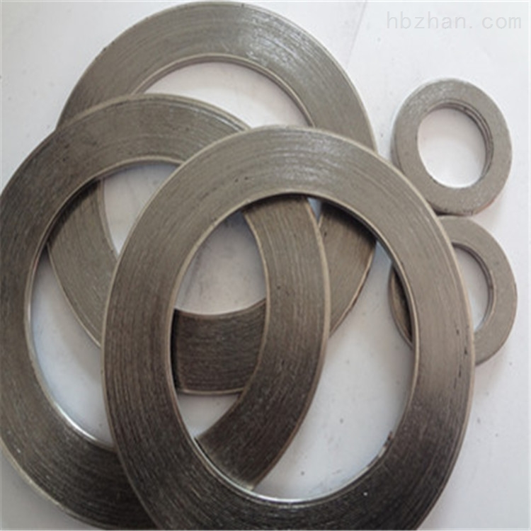 不锈钢2222金属石墨缠绕垫片使用压力