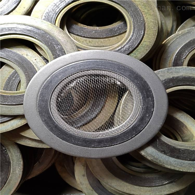 基本型金属缠绕垫片尺寸对照表