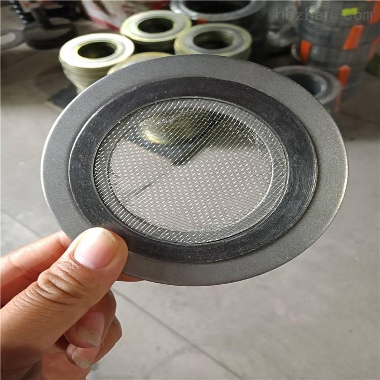 A3内外加强环四氟金属缠绕垫材质