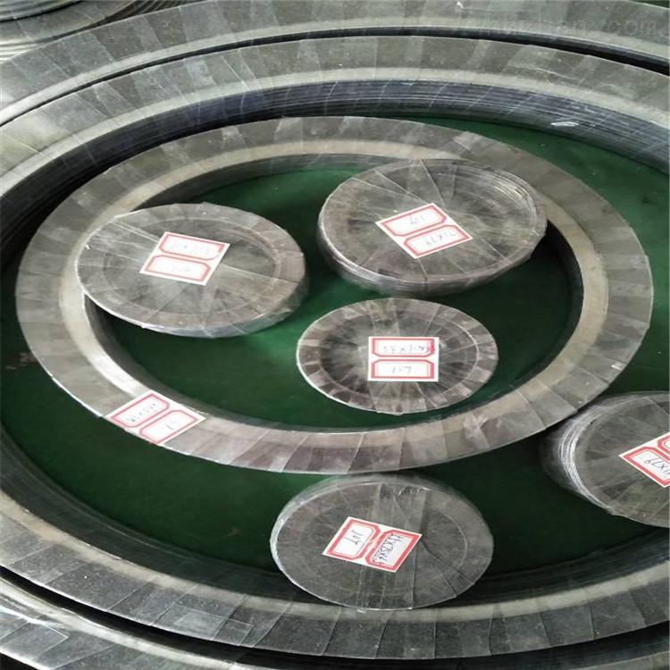 基本型金属石墨缠绕垫尺寸对照表