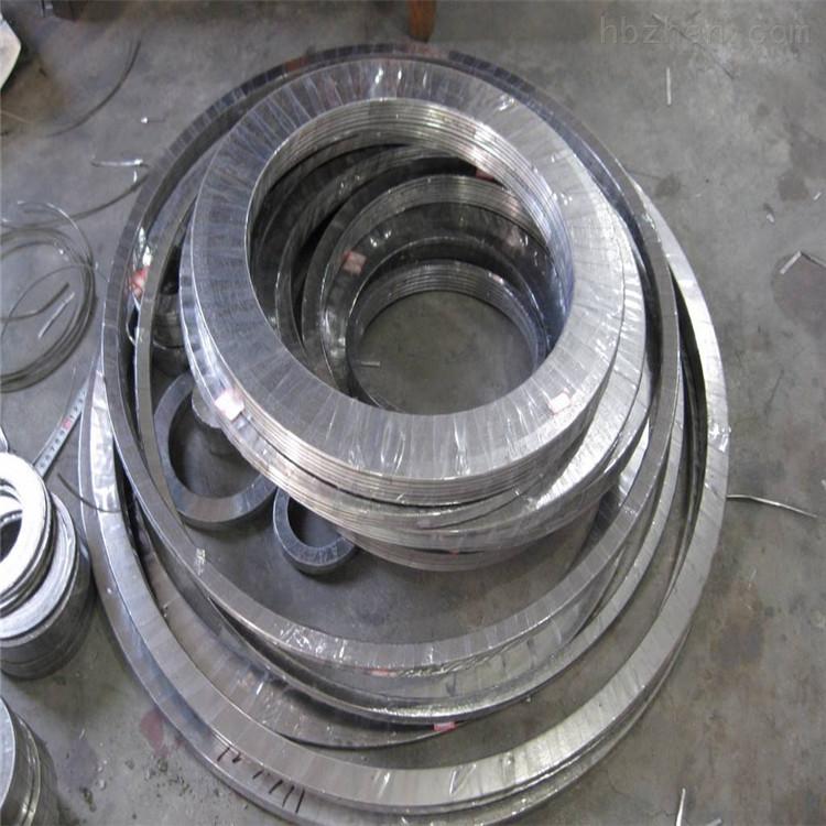不锈钢缠绕垫片型号规格表