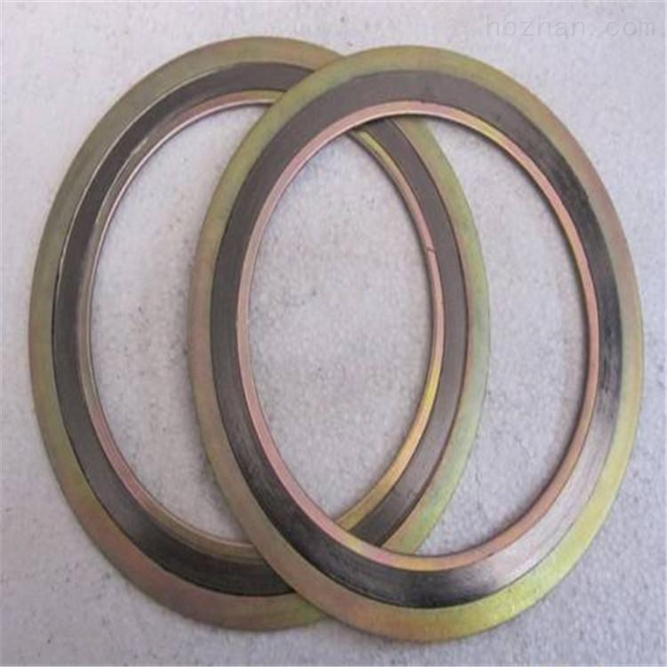 不锈钢内外环缠绕垫片型号规格表
