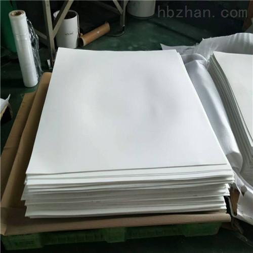 耐高温聚乙烯四氟板规格型号