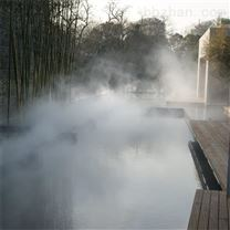 景區人造霧系統