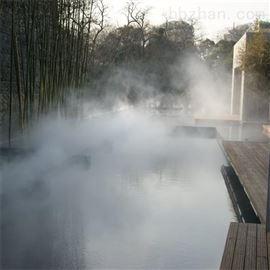 室外人工造雾系统