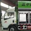 TJZ5040TWC-20污水处理车也叫化粪池清理车