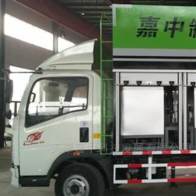 TJZ5311TWCF1河道污水处理车-操作简单、环保实用