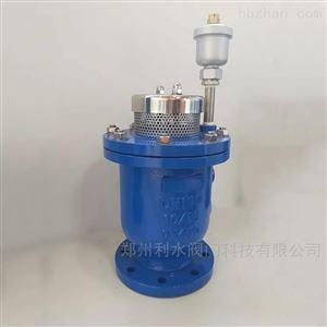 GWP4X卷帘式复合排气阀