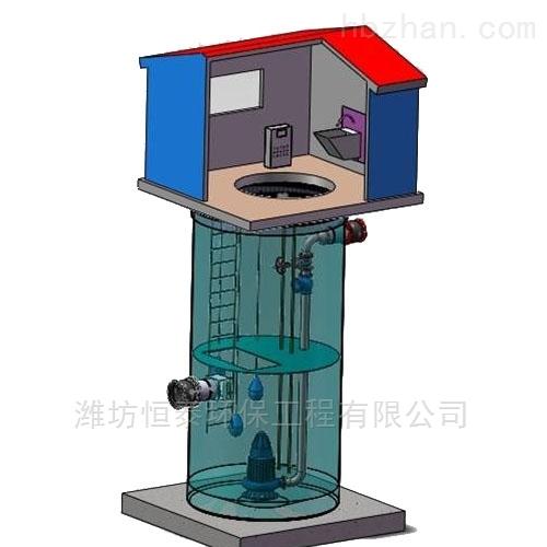 唐山市污水提升泵站简单介绍