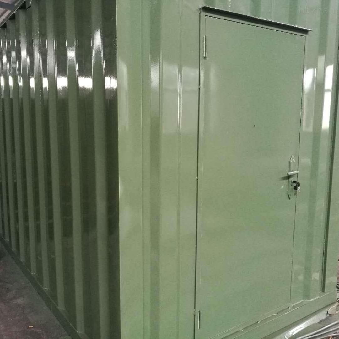 豆腐加工厂废水处理设备一体化