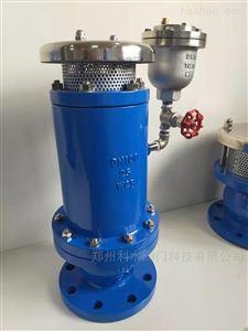 MSP4X弥合型水锤空气阀