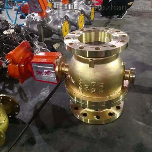 QY41F-16T-黄铜氧气球阀