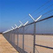 港口海关园区钢丝网围墙构造