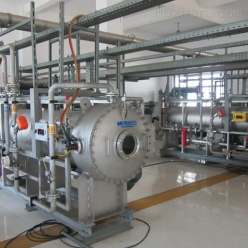 臭氧发生器大型净水设备