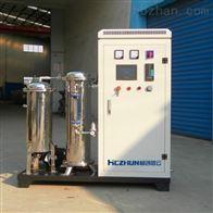 HCCF臭氧发生器型号说明