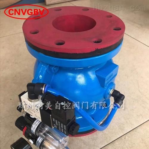 气动管夹阀耐那特橡胶GMGJ841X-16