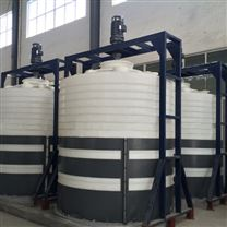 10吨化工塑料储罐生产厂家