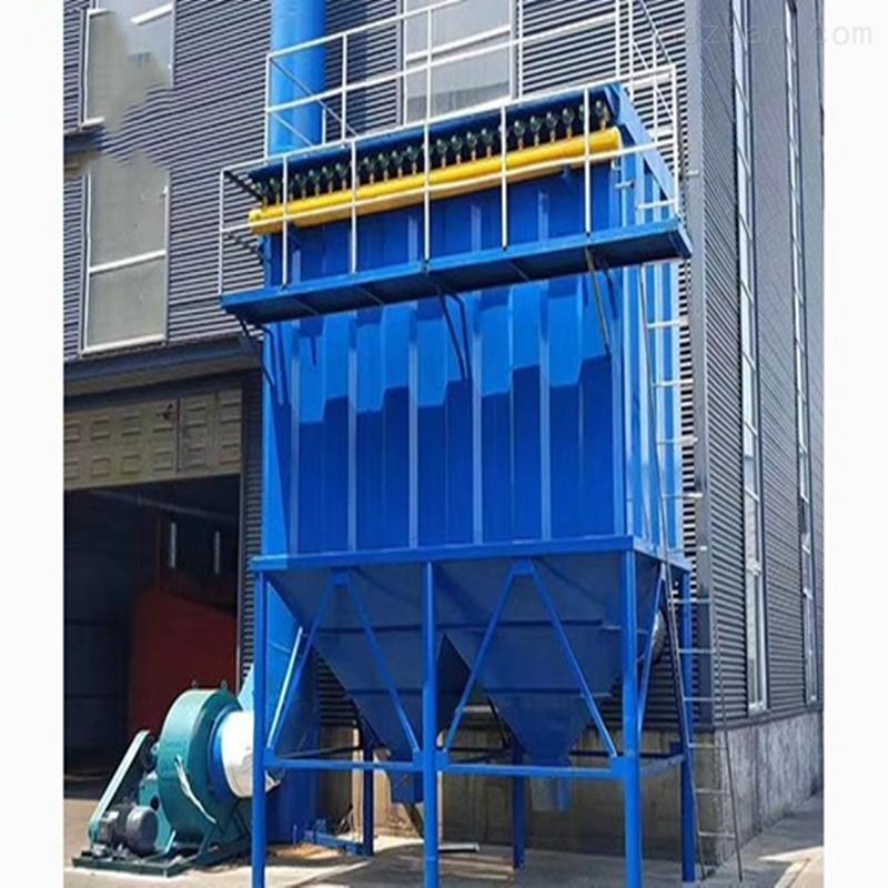 环振加工定制锅炉布袋除尘器环保设备