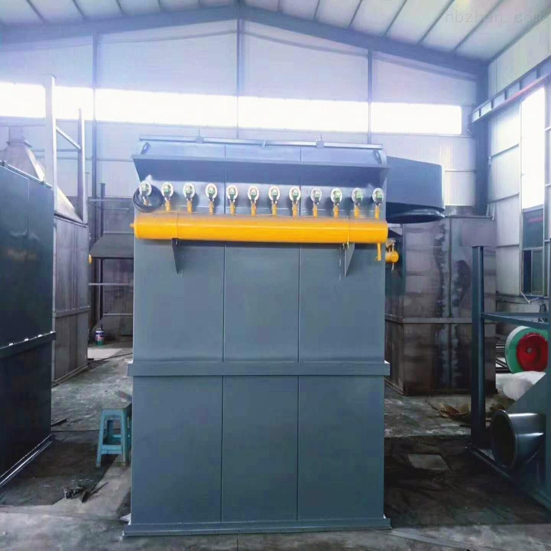 熔炼炉布袋除尘器售后及时保证质量