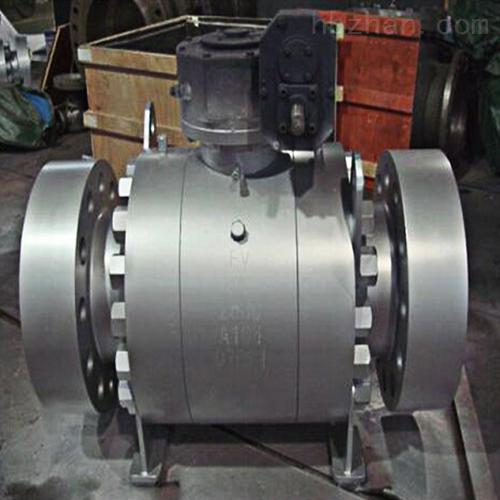 Q347N-法兰连接锻造球阀