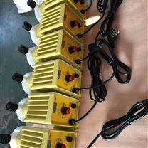 DC-M 1.0/10 电磁隔膜式计量泵