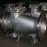 HH44X不锈钢微阻缓闭止回阀