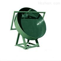 豬糞肥料圓盤造粒機的安裝及調整