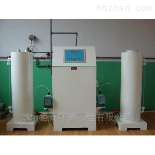 本地二氧化氯发生器的常见故障