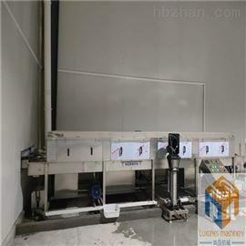 SPQX-6000推荐新款双排高压全自动洗筐机