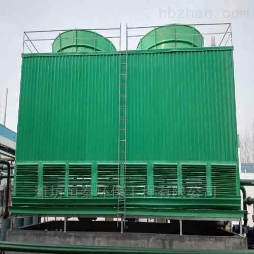 本地方型横流式冷却塔的常见故障