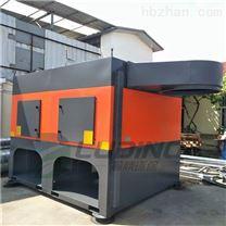 河南漯河組合式濾筒除塵器環保設備廢氣處理
