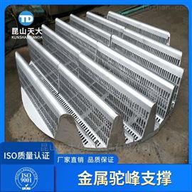 支承液体分布器不锈钢驼峰支撑