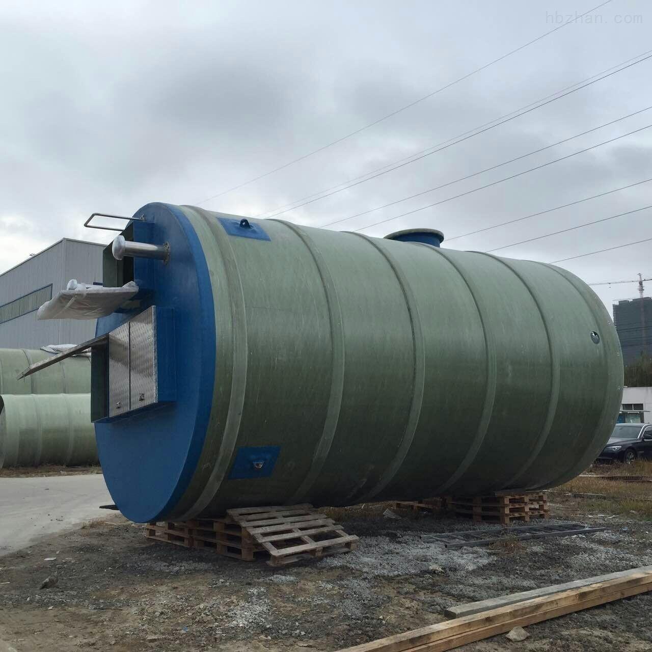 浙江省湖州市一体化污水泵站厂家