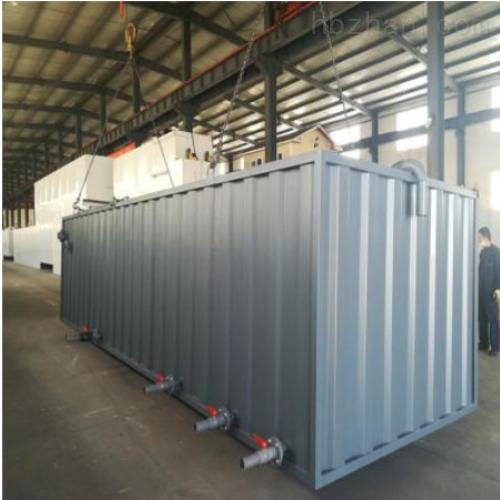 内蒙古赤峰敖汉旗理化试验室污水处理设备型号