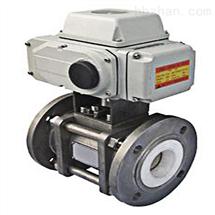 VQ941TC电动V型调节陶瓷球阀
