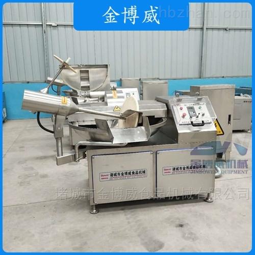 生产千页豆腐的斩拌机器
