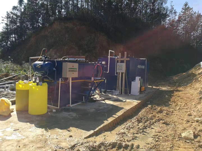 泰州污水一体成套设备效果