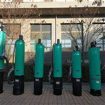 WQX30-80-15  80米高扬程污水泵