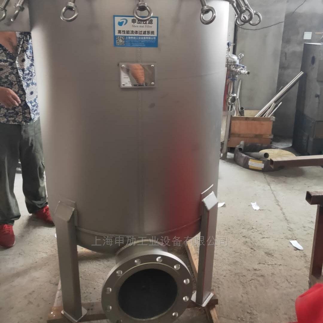 水处理袋式过滤器