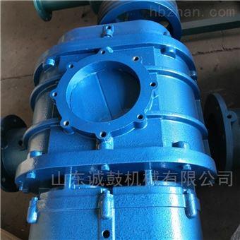 污水處理工程雙油箱三葉羅茨鼓風機