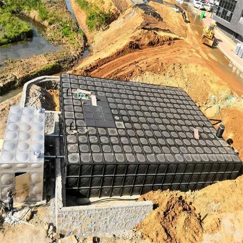 安徽省芜湖市地埋式消防泵站销售