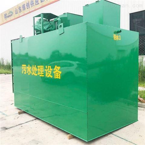 内蒙古乌兰察布污水处理设备生产厂家