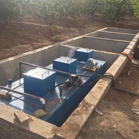 洗浴污水处理一体化设备工艺优化